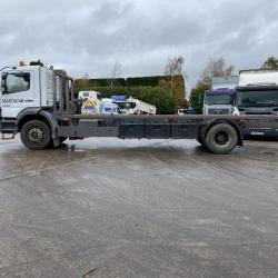Mercedes Atego 1823 Manual Gearbox Flatbed Body Spring Suspension 2003 03 Reg