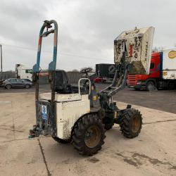 Terex HD1000 1 Ton High Dumper Very Good Working Order Year : 2008