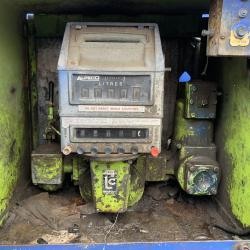Daf 60.180 Fuel Tanker 4 Compartments Mechanical Fuel Pump 1993 K Reg