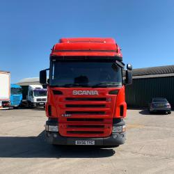 Scania R380 Highline    12-Speed Manual Gearbox  2006 56 Reg