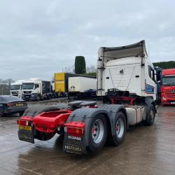 Scania R380 Manual Gearbox 6x2 10 Tyre Rear Lift Axle 2008 08 Reg