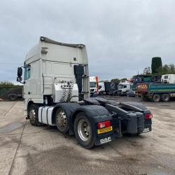 Daf XF105.510 Superspace Cab 12-Speed Manual Gearbox 2013 13 Reg