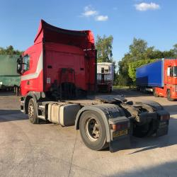 Scania G400 4x2 Tractor Unit  Manual Gearbox 2010 10 Reg