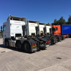 Daf XF105 460 6x2 MidLift Axle Choice of 4 2008 08 Reg