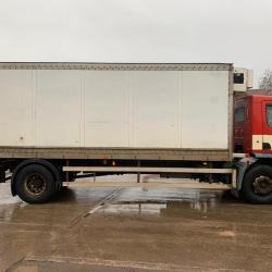 Daf LF55.220 Fridge Lorry Thermo King Unit Manual Gearbox 2004 54 Reg