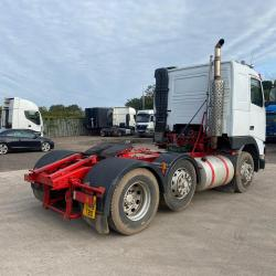 Volvo FH12 420 6x2 Midlift Axle 12- Speed Manual Gearbox 1999 T Reg