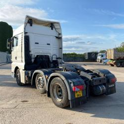 MAN TGX 26.480 6x2 Midlift Axle SCR Engine 2013 63 Reg