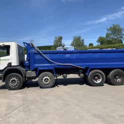 Scania 114 340 8-Speed Manual Gearbox Steel Tipper Body 2005 05 Reg
