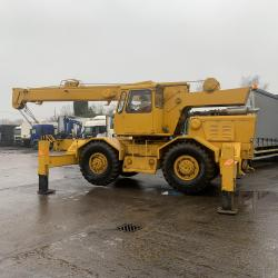 Grove RT60S 18 Tonne Rough Terrain Mobile Crane V8 Cat Engine