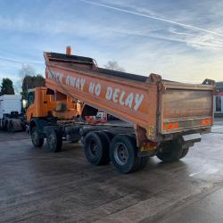 Scania P400 8x4 Steel Bodied Tipper Manual Gearbox 2011 11 Reg