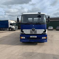 Mercedes Atego 2528 6x2 RearLift Axle Manual Gearbox 2003 03 Reg