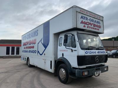 Mercedes 1820 Manual Gearbox Steel Suspension 1995 M Reg