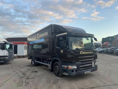 Scania P230 18 Tonne Box Body Manual Gearbox 2009 09 Reg