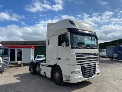 Daf XF105.460 Superspace Cab 6x2 Midlift Axle 2008 57 Reg